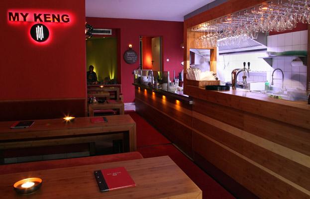 My Keng Sushi Bar Potsdam