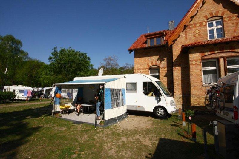 campingplatz in potsdam