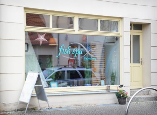 wellness potsdam fish spa Babelsberg
